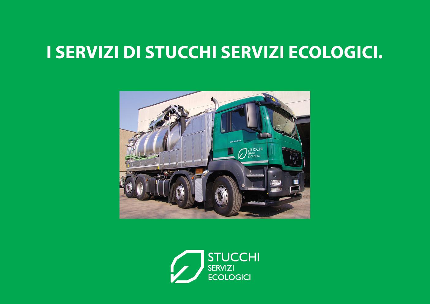 Servizi di Stucchi Servizi Ecologici